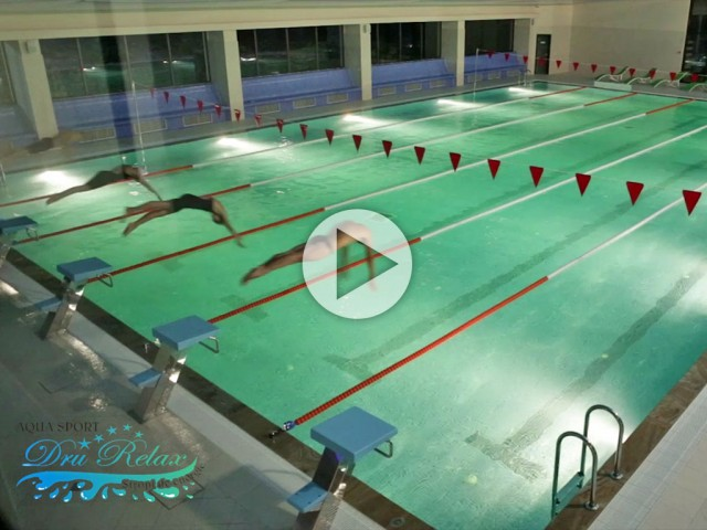 AquaSport Drurelax: spot TV