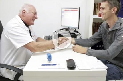 Policlinica Sfântul Ioan, farmaciile Balsam și Remedium: spot TV