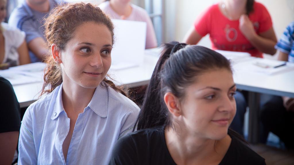 Deschidere curs de calificare în meseria de lucrător tricotaje-confecții