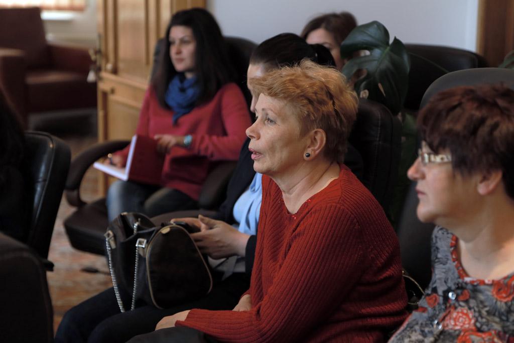 Seminar egalitate de sanse si nediscriminare de gen - proiect POSDRU